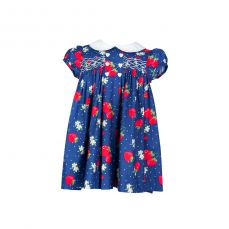 Question Everything Paisley Summer Baby Dress