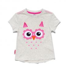 Chipmunks Oriel Owl T-Shirt