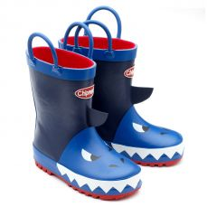 Chipmunks Jaws Wellington Boots