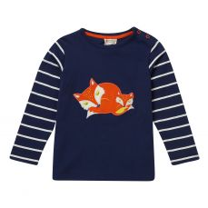 Piccalilly Sleeping Foxes Tee