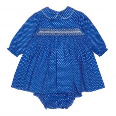 Question Everything Rosemary Winter Baby Dress