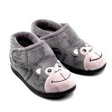 Chipmunks Bubbles Slippers