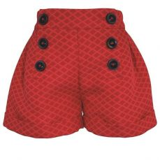 Little Lord & Lady Little Treasure Penelope Jacquard Shorts