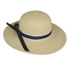 Little Lord & Lady Kitty Straw Sunhat