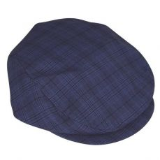 Little Lord & Lady Edward Blue Check Cap