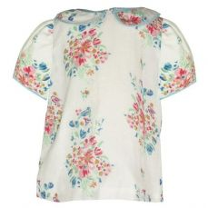 Little Lord & Lady Little Treasure Neave Floral Blouse