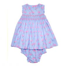 Question Everything Shirley Summer Baby Dress