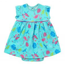 Piccalilly Tropical Baby Body Dress