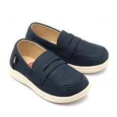 Chipmunks Hardy Loafers Navy