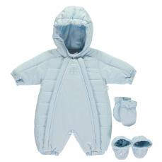 Emile et Rose 'Luka' Pale Blue Pramsuit