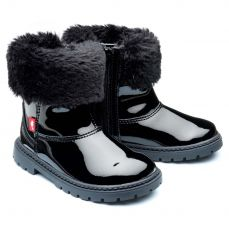 Chipmunks Juno Boot Black