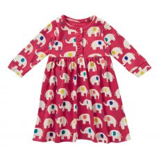Piccalilly Elephant Dress
