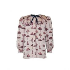 Little Lord & Lady Mary Unique Print Blouse