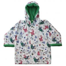 Powell Craft Knight And Dragon Raincoat