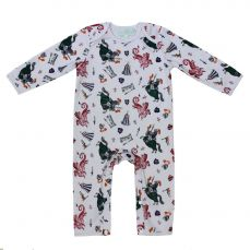 Powell Craft Knight And Dragon Jumpsuit