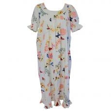 Powell Craft Nettie Secret Garden Ladies Nightdress