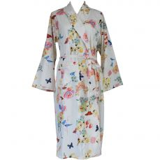 Powell Craft Secret Garden Print Dressing Gown