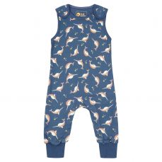 Piccalilly Narwhals Dungarees