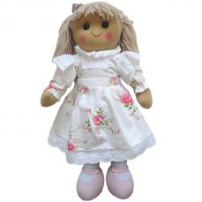 Powell Craft Rag Doll Rose Floral