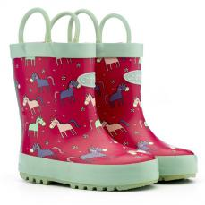 Chipmunks Angelica Wellington Boots