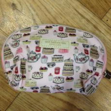not before tea Make Up Bag