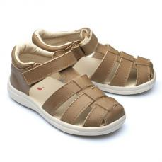 Chipmunks Noah Sandal Tan
