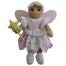 Powell Craft Fairy Rag Doll