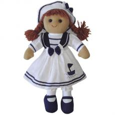 Powell Craft Rag Doll Sailor Girl