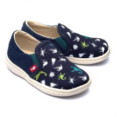 Chipmunks Scorpio Canvas Shoe