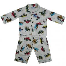 Powell Craft Bertie Tractor Pyjamas