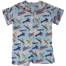 Powell Craft Vintage Plane Romper