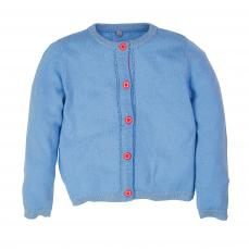 Little Lord & Lady Little Lady Grace Pale Blue Cardigan