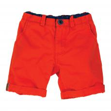 Little Lord & Lady Little Treasure Alfred Orange Shorts