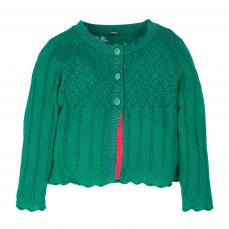 Little Lord & Lady Little Treasure Beatrice Jade Cardigan