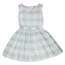 Little Lord & Lady Little Treasure Harper Bespoke Check Dress