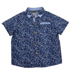Little Lord & Lady Little Treasure Bertie Floral Shirt