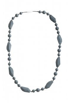 Nibbling Necklace Greenwich Grey