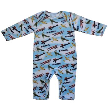 Powell Craft Vintage Plane Jumpsuit