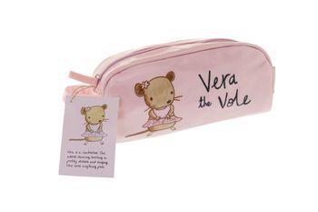 not before tea Pencil Case Vera The Vole
