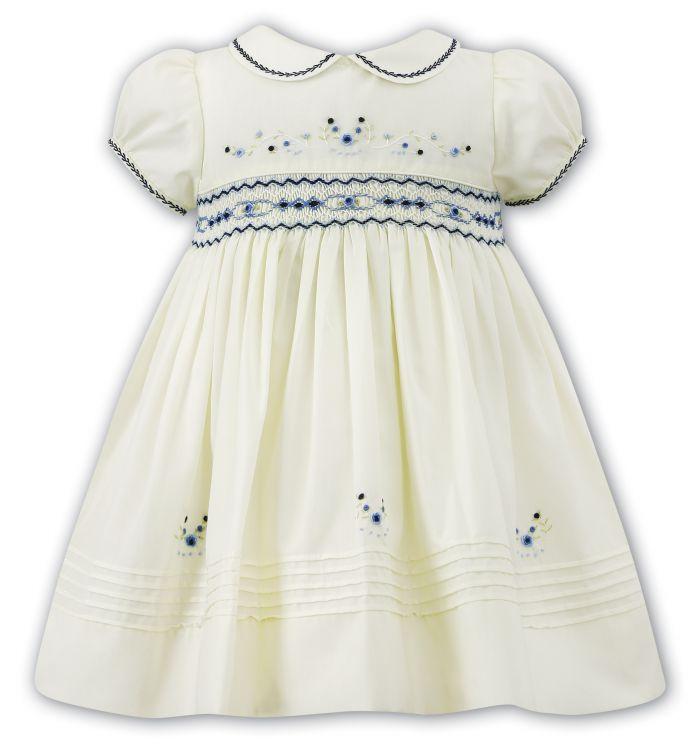 Sarah Louise Girls Lemon Dress (10239) | Cheeky Monkeys ...